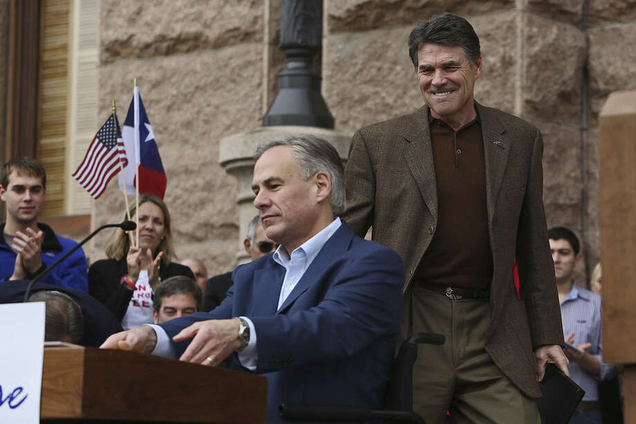 Sources report that Attorney General Greg Abbott was summoned by Gov. Rick Perry after the May 29 hearing to explain to the governor and legislative leaders how action by the Legislature would help the litigation conclude swiftly. Photo: San Antonio Express-News / File Photo