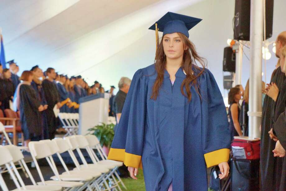 Were you SEEN at the Weston High School graduation ceremony? 6/19/2013 Photo: Todd Tracy/ Hearst Connecticut Media Group