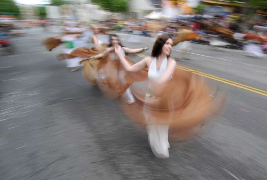 18 - Lots of live music and festivals and parades and a wide variety of it all. Photo: Sang Cho