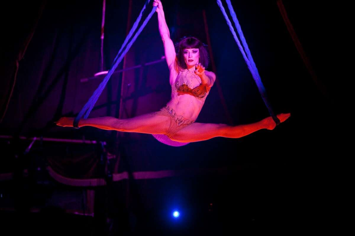You can now see Teatro's acrobatics again, this time in a new location on the Eastside.