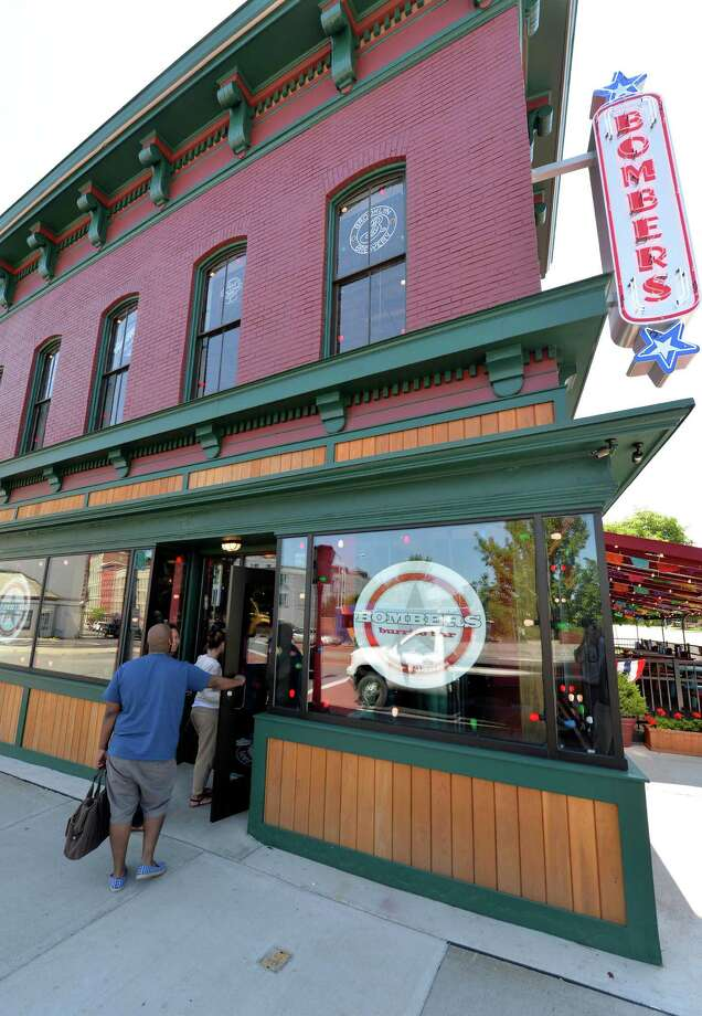 Bombers Burrito's opened it's new location June 19, 2013, in Troy, N.Y.       (Skip Dickstein/Times Union) Photo: SKIP DICKSTEIN / 10022878A