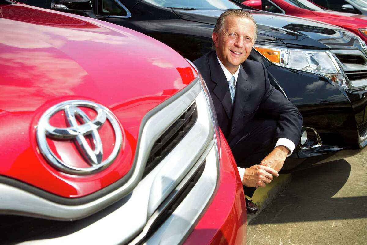 No. 49: Group 1 Automotive Industry: Retail Total 2013 revenue: $8,918,600,000 See the full Chron 100 list