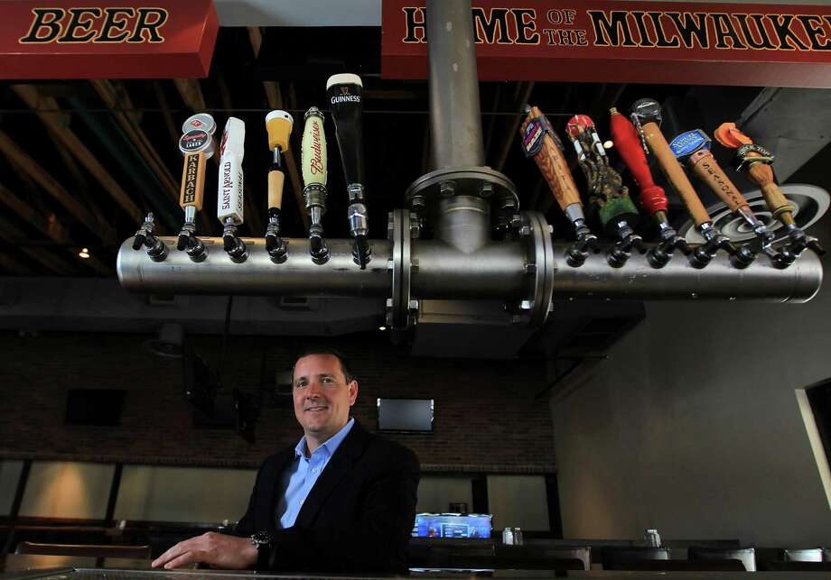 Ray Blanchette is CEO of Ignite Restaurant Group, which made its stock market debut last year. It raised $80.8 million in its initial public offering. Photo: Karen Warren, Staff / © 2013 Houston Chronicle