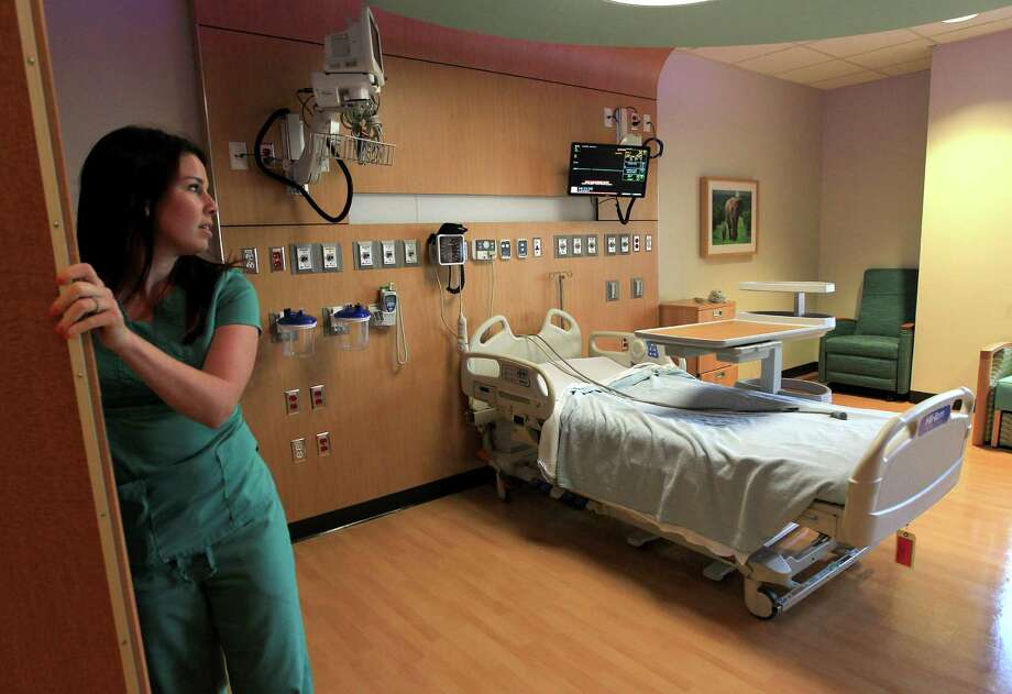 The state has among the fewest health care facilities per capita, however, coming in at No. 5.  Photo: Karen Warren, Staff / © 2013 Houston Chronicle