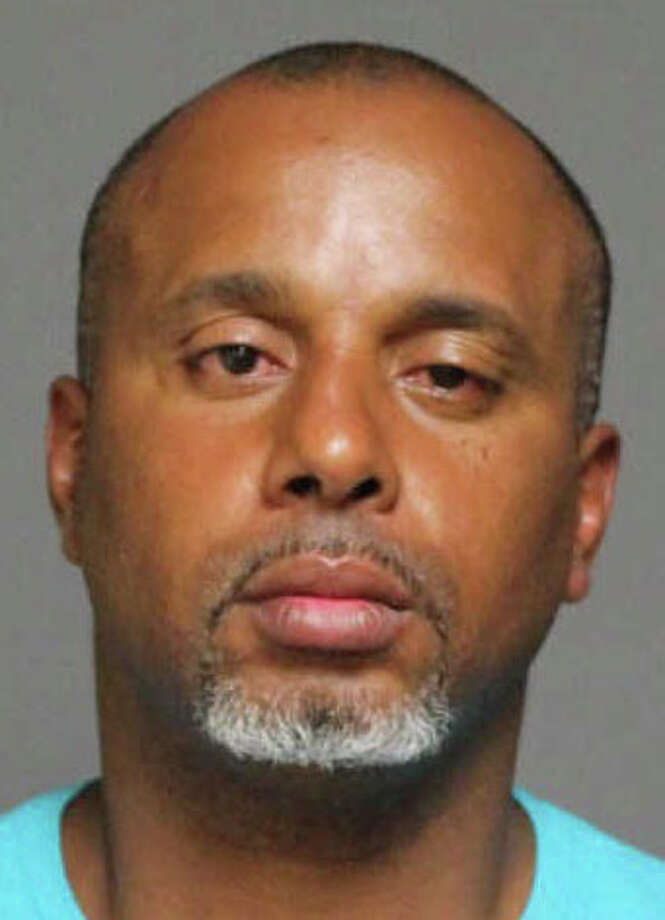 Edwin Diaz, 47, of Bridgeport, allegedly stole a moped from the downtown train station Thursday morning. Photo: Contributed Photo / Fairfield Citizen
