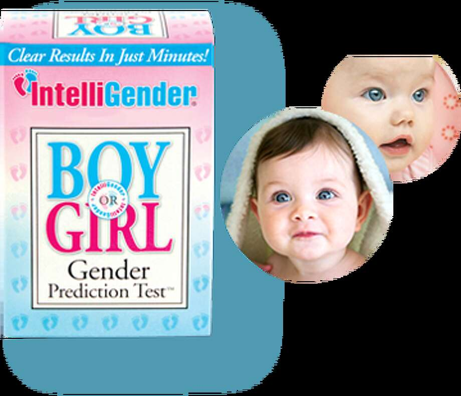 IntelliGender: Pregnant and can't wait to find out the baby's sex? This kit predicts a baby's gender as early as 10 weeks into pregnancy and with 90 percent accuracy, according to the website. Doctors are skeptical. Photo: Intelligender