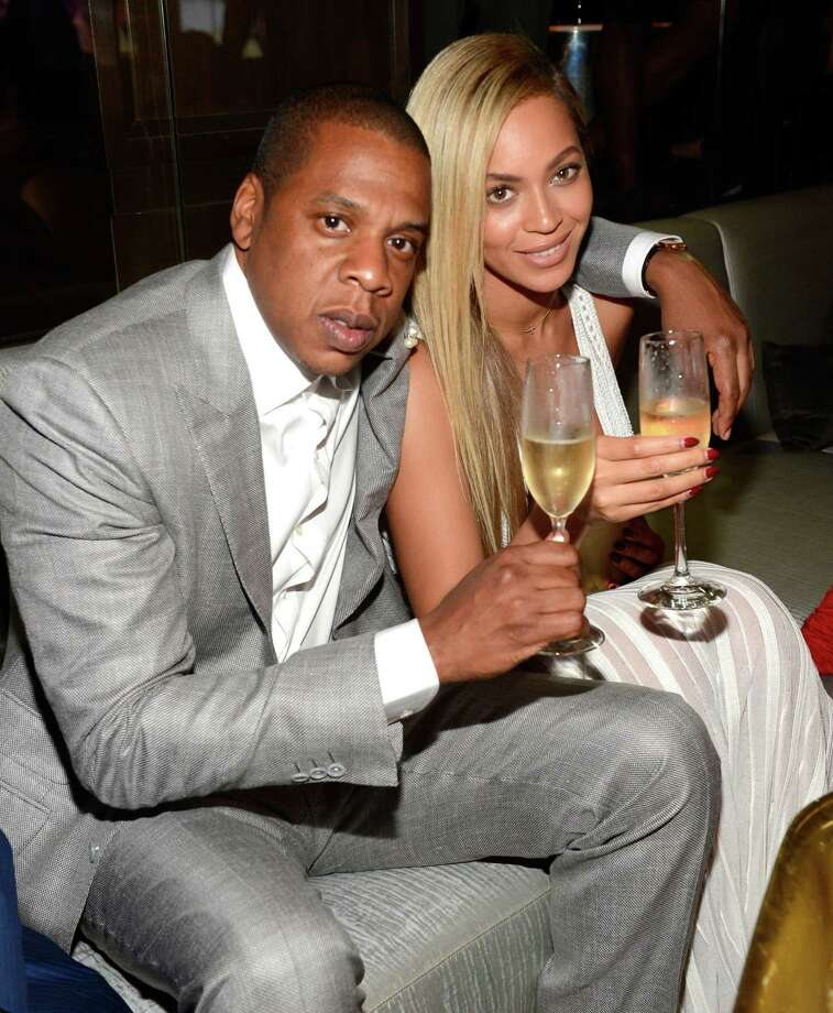 Beyonce and Jay-Z Beyonce: $300 millionJay-Z: $500 million Photo: Kevin Mazur, Getty Images / 2013 Getty Images