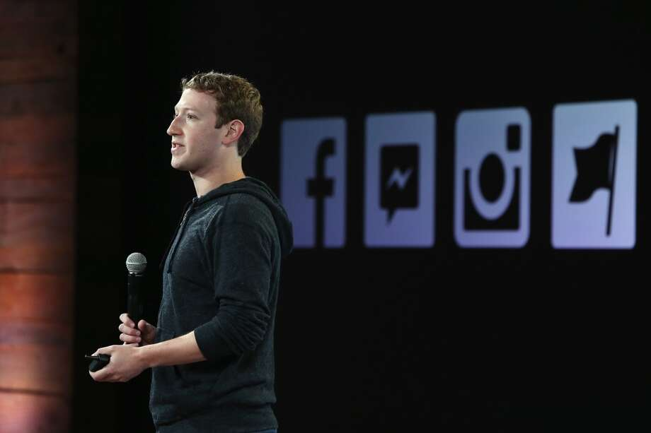 Facebook CEO Mark Zuckerberg speaks during a press event at Facebook headquarters on June 20, 2013 in Menlo Park, California. Zuckerberg announced a new product relating to that Facebook's photo-sharing subsidiary Instagram.