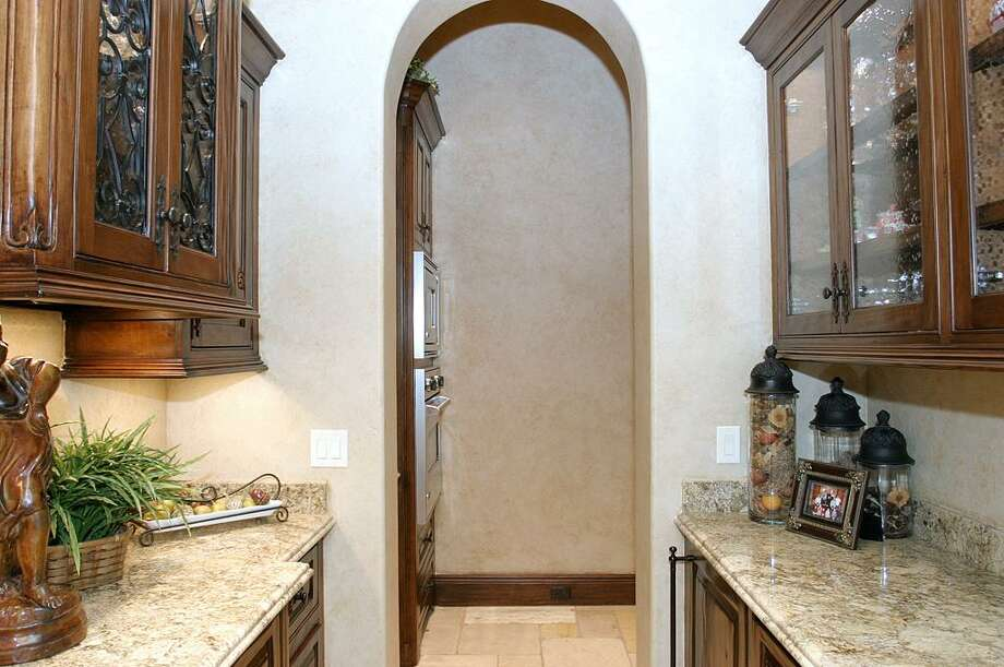 This is the home's butler's pantry. Photo: HAR