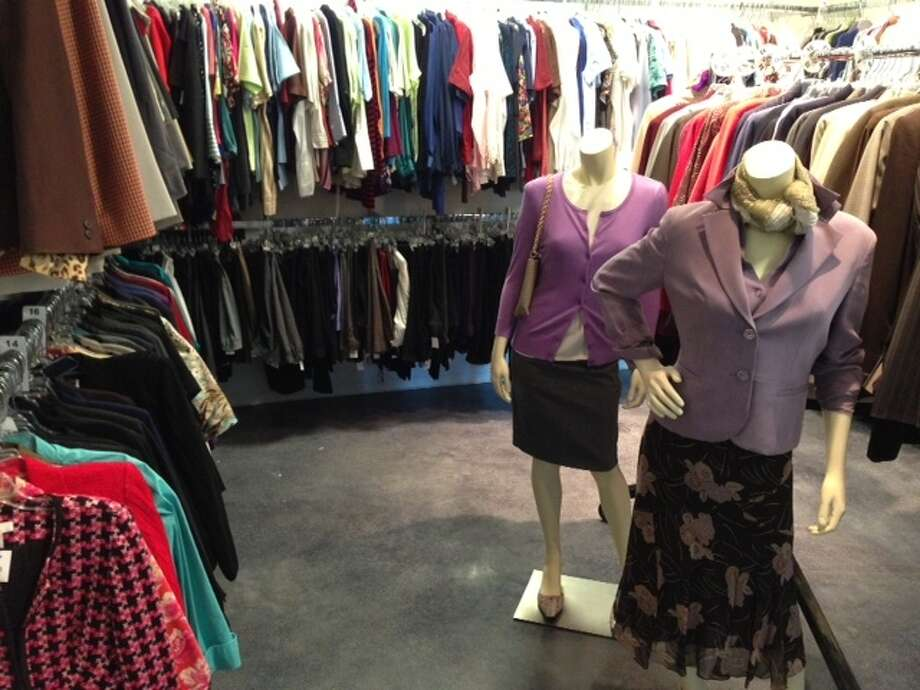 The store at Dress for Success Houston