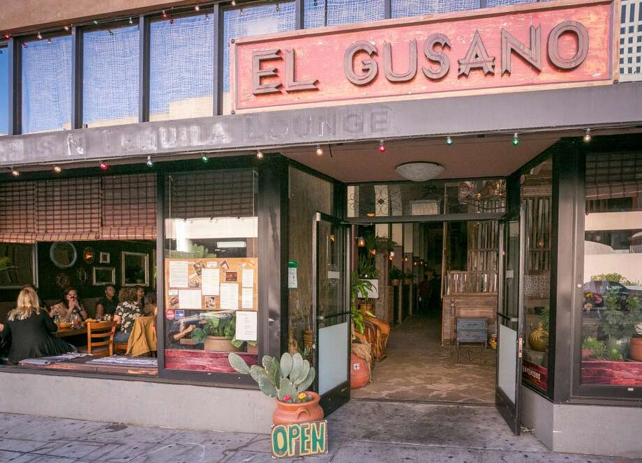 The exterior of El Gusano in Oakland, Calif., is seen on Thursday,  June 13th, 2013.