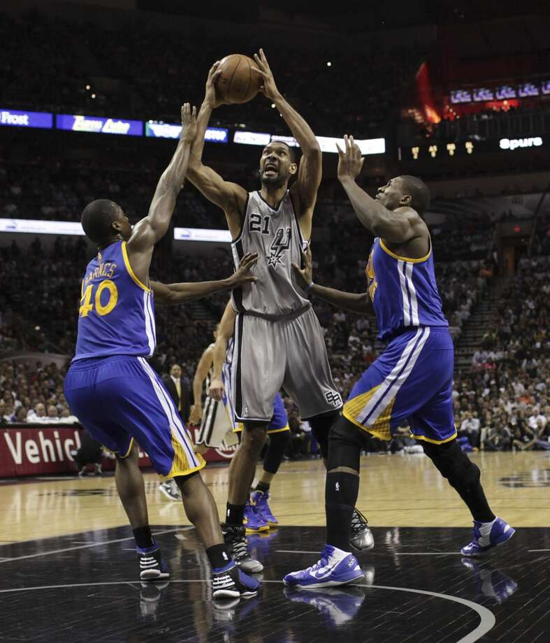 Game 5 vs. Golden State: 14 points, 11 rebounds in 30 minutes - @Spurs 109, Warriors 91