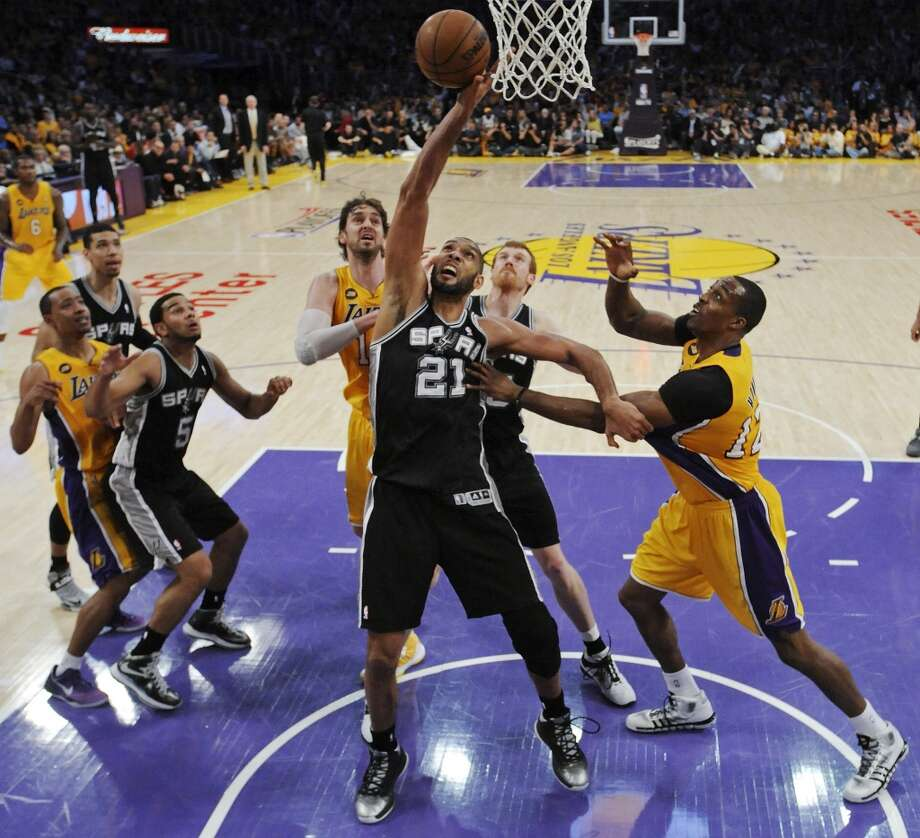 Game 3 vs. L.A. Lakers: 26 points, 9 rebounds in 31 minutes - Spurs 120, @Lakers 89