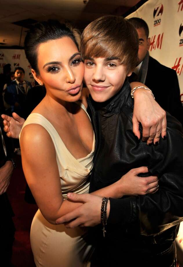 Justin Bieber knows someone who got famous through sex tapes. Photo: Kevin Mazur, WireImage