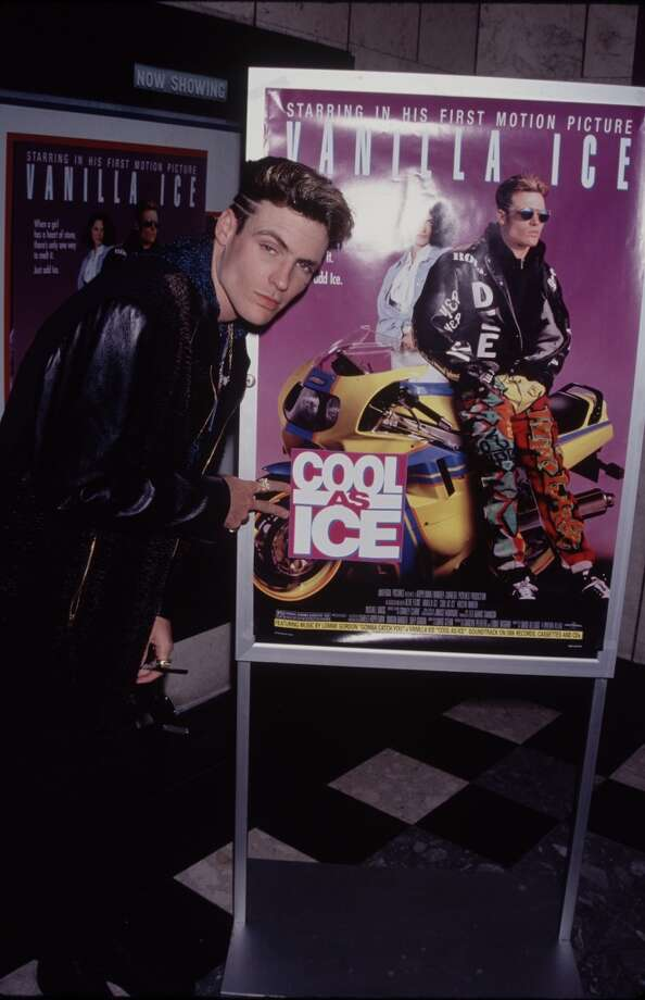 Vanilla Ice points at himself. Photo: Time & Life Pictures, Time Life Pictures/Getty Images