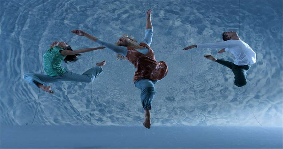British troupe Motionhouse brings elements of circus, film and acrobatics to contemporary dance. Photo: Courtesy Chris Nash