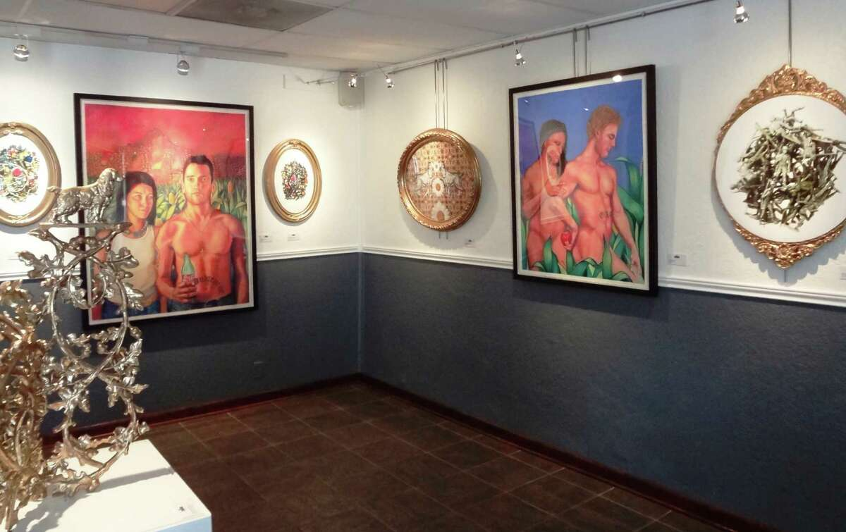 """Works by Arturo Almeida and Daniel Guerrero are juxtaposed in """"Side by Side"""" at Al Rendon Photography & Fine Art. The exhibit is on view through Aug. 9."""