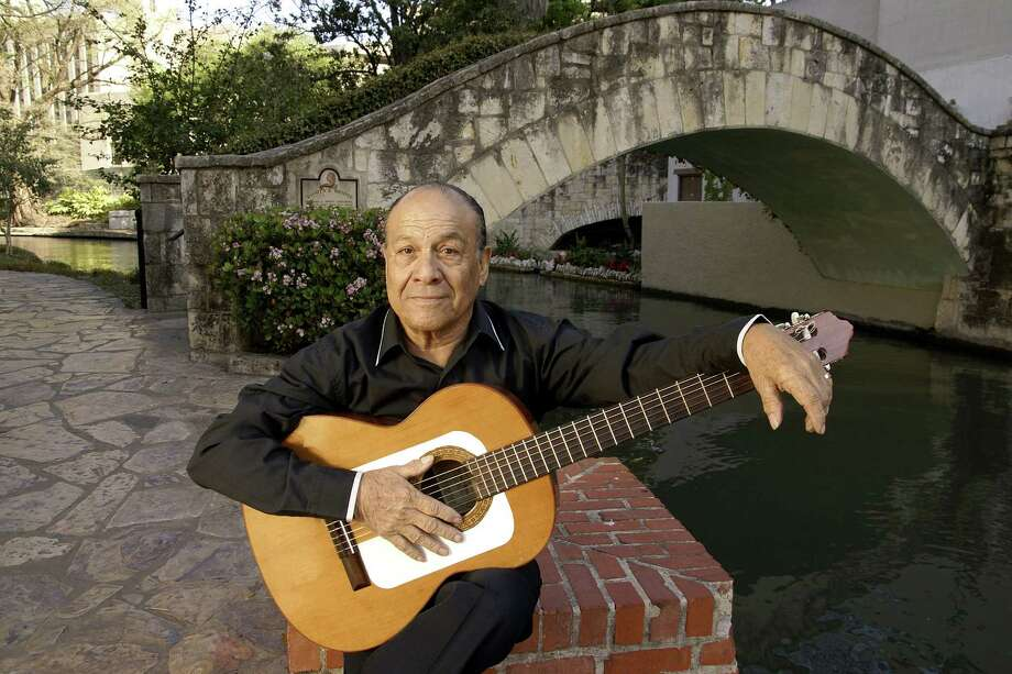 "Renowned guitarist Willie ""El Curro"" Champion performed at his Patio Flamenco on West Travis Street. El Matador featured a flamenco show, but it probably did not star Champion. Photo: Courtesy Photo"