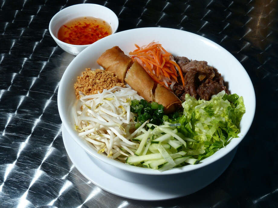 Vegan-friendly, Address: 741 W Ashby Pl (at San Pedro Ave), Website: pho-sure.com