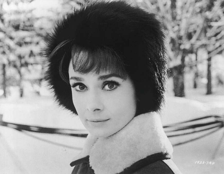 Actress wearing a fur hat in a scene from 'Charade', directed by Stanley Donen in 1963. Photo: Archive Photos, Getty Images / 2009 Getty Images