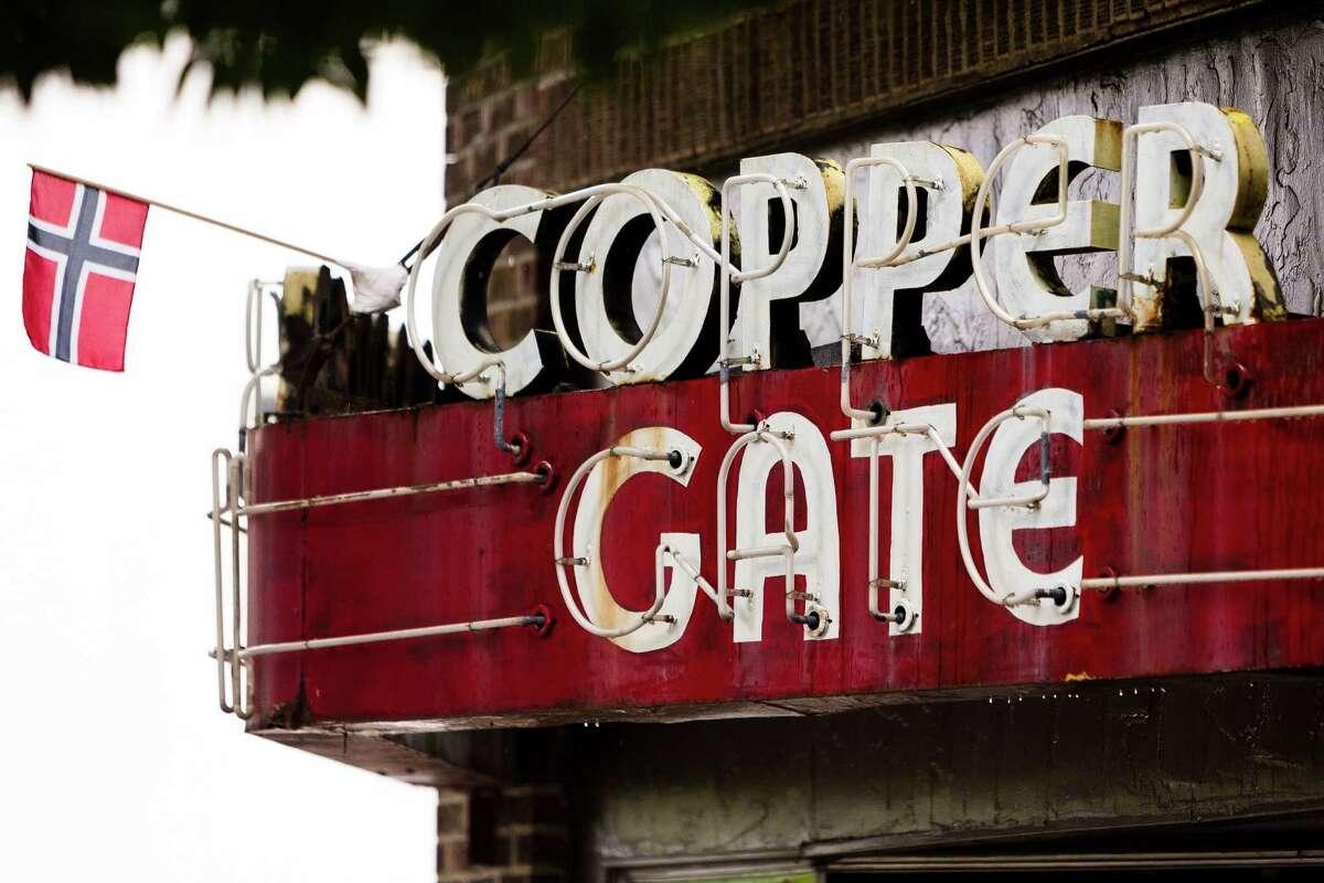 The Copper Gate, a