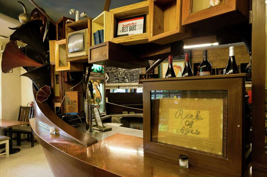 "Inside the Copper Gate, a ""Scandal-navian""-style restaurant and lounge, on Thursday, June 20, 2013, in the Ballard neighborhood of Seattle. The bar is set to close June 30. Photo: JORDAN STEAD, SEATTLEPI.COM / SEATTLEPI.COM"