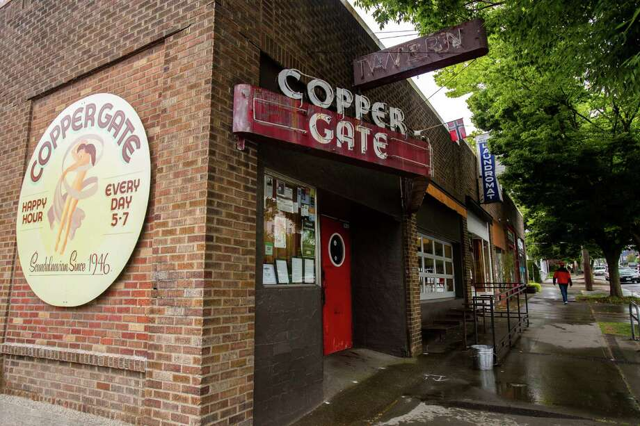 "The Copper Gate, a ""Scandal-navian""-style restaurant and lounge, on Thursday, June 20, 2013, in the Ballard neighborhood of Seattle. The bar is set to close June 30. Photo: JORDAN STEAD, SEATTLEPI.COM / SEATTLEPI.COM"