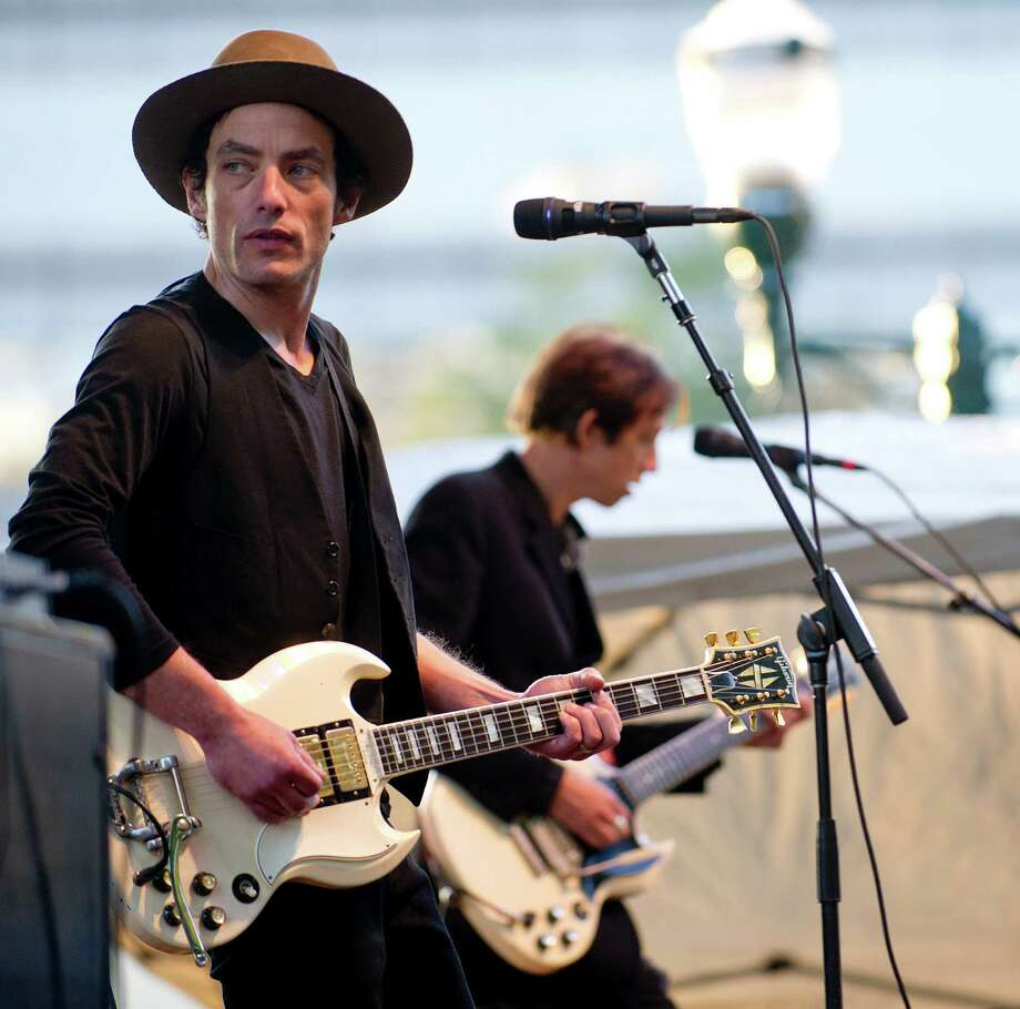 The Wallflowers perform during Alive@Five in downtown Stamford, Conn., on Thursday, June 20, 2013. Photo: Lindsay Perry / Stamford Advocate