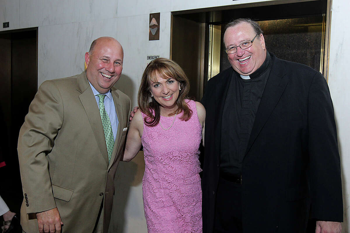 Were you Seen at the Catholic Charities of the Diocese of Albany's Night at the Museum fundraiser, honoring Bishop Howard J. Hubbard and Kenneth M. Raymond, Jr., at the State Museum in Albany on Thursday, June 20, 2013?