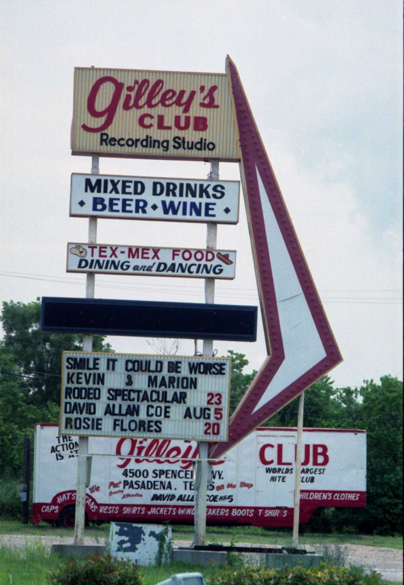 Gilley's could return to Pasadena party landscape ...