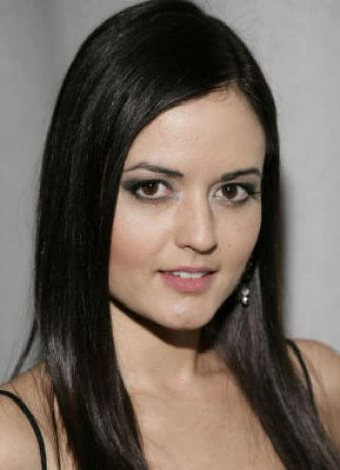 Danica McKellar and (Mike Verta):