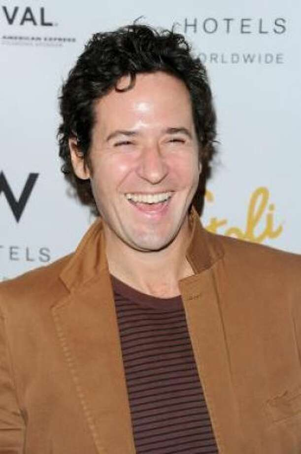 Rob Morrow (and Debbon Ayer)
