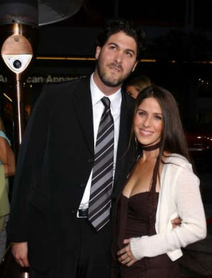 Soleil Moon Frye and Jason Goldberg: