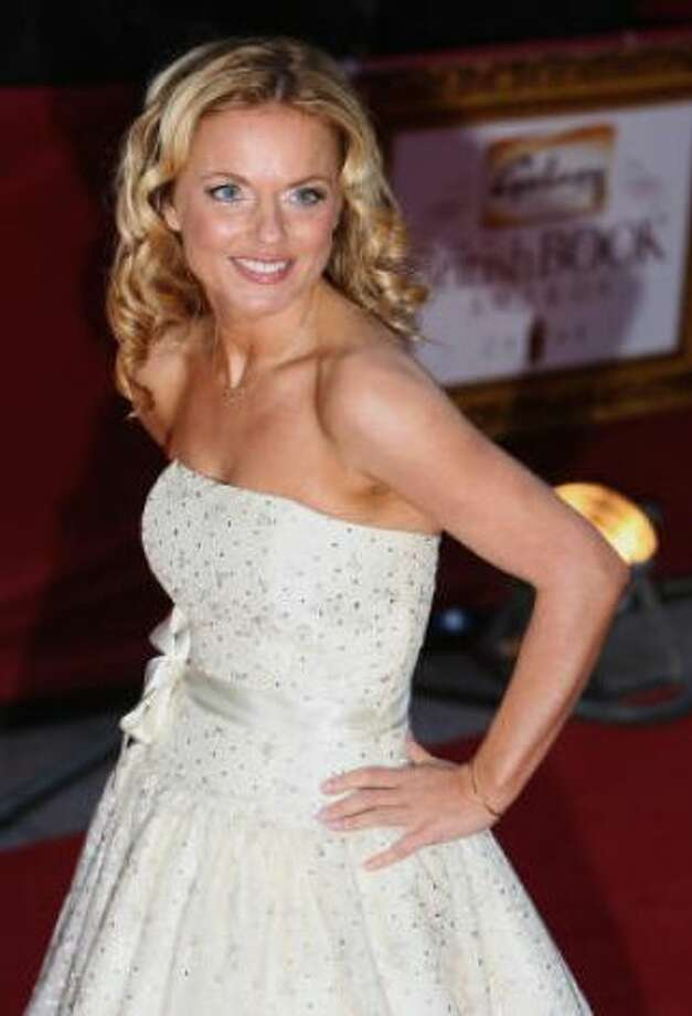 Geri Halliwell (and Sacha Gervasi):
