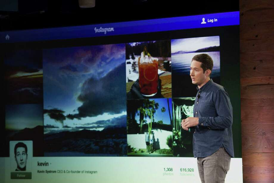 """CEO Kevin Systrom says Instagram tested several video lengths and found 15 seconds """"feels just right"""" — short enough for a fast upload and long enough to capture that special moment. Photo: David Paul Morris / Bloomberg"""