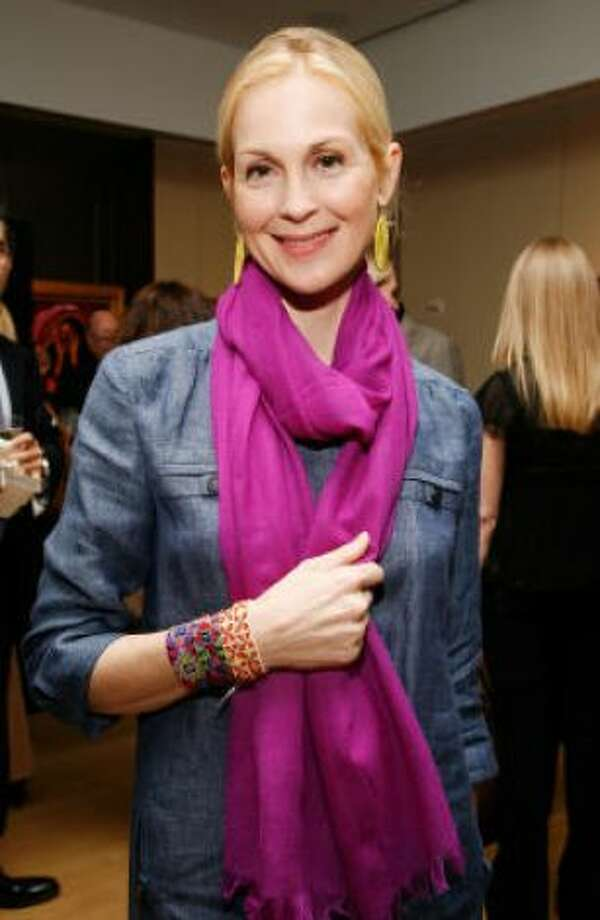 Kelly Rutherford (and Daniel Giersch)Kids' names: Hermes and Helena