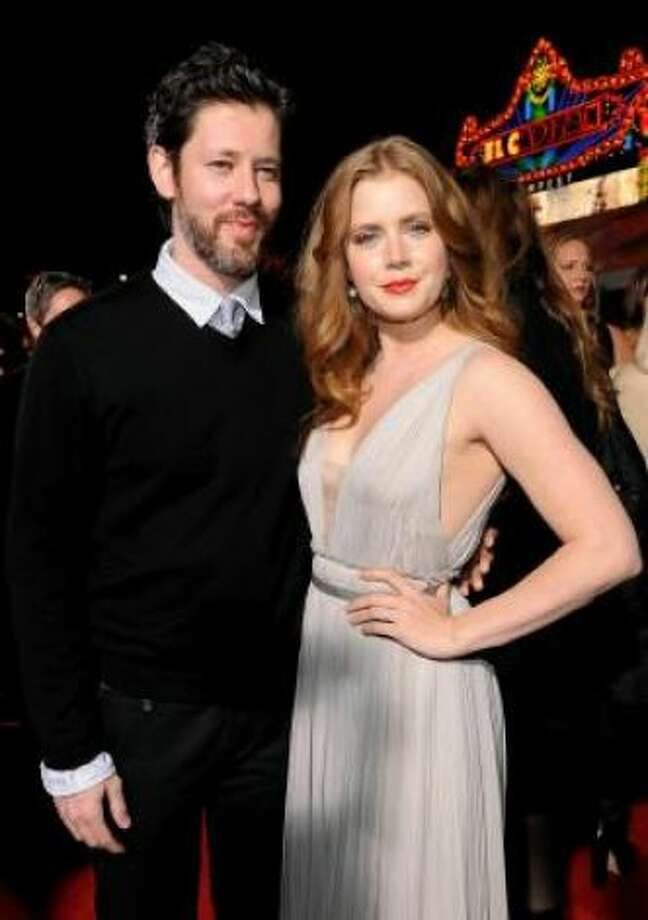 Amy Adams and Darren Le GalloKid's name: Aviana Olea