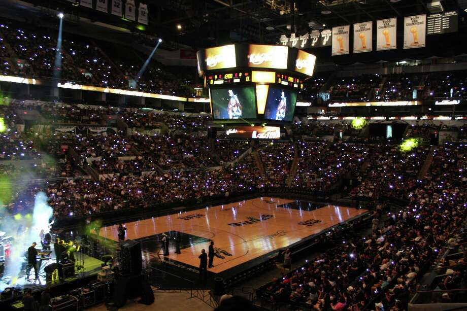 AT&T Center – San Antonio Spurs – $2.3 million per year. Photo: Yvonne Zamora / For MySA.com