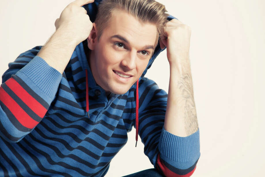 Pop star and one-time teen idol Aaron Carter will play StageOne in downtown Fairfield on Thursday night, June 27. The performance is a part of a grueling, 150-show tour designed to re-ignite his career. Photo: Contributed Photo, Contributed / Fairfield Citizen