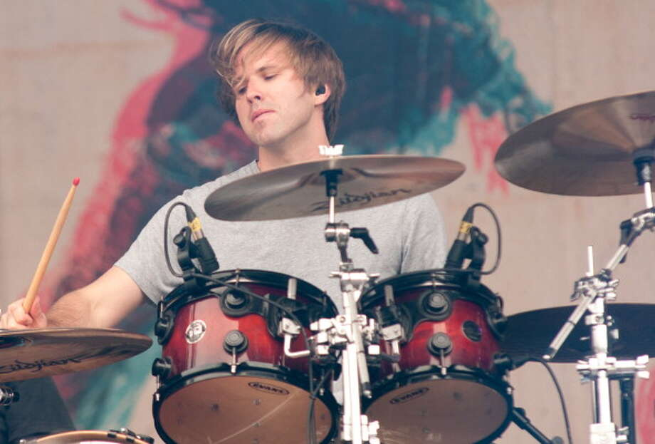 Brooks Wackerman of Bad Religion performed with blink-182 subbing in for Travis Barker on an Australian tour and then came right back to tour North America with Bad Religion. That is a lot of back-to-back touring. Photo: Ollie Millington, Getty Images / 2011 Ollie Millington
