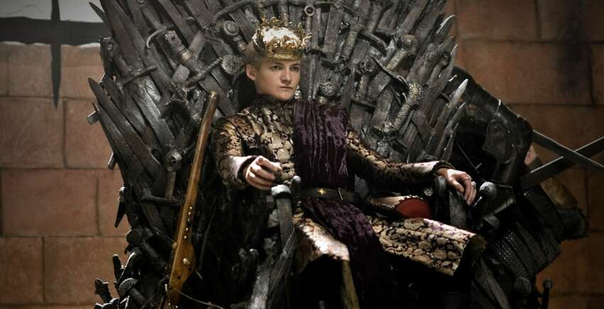 Game of Thrones: The combination of teenage hormones and all the power in the kingdom have made King Joffrey quite the little sadist.