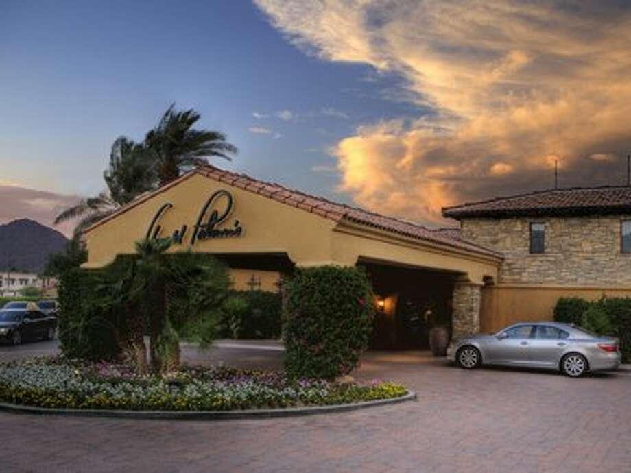 Arnold Palmer's restaurant in La Quinta, Calif.