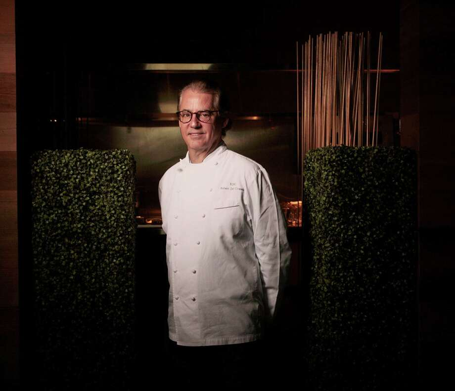 Chef Robert Del Grande founder of the Schiller Del Grande Restaurant Group, Monday June 10, 2013 at RDG & Bar Annie, 1800 Post Oak ,  Houston, TX. (Billy Smith II / Chronicle) Photo: Billy Smith II, Staff / © 2013 Houston Chronicle