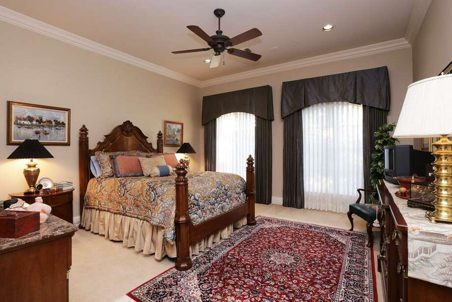 Bedroom # 2 is 16x15 & has it's own private bath.It is equally beautiful & overlooks the front.