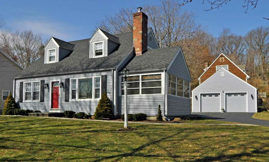 The house at 379 Bronson Road is on the market for $639,000. Photo: Contributed Photo / Fairfield Citizen