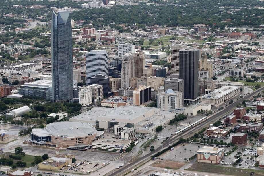 11. Oklahoma City, OK