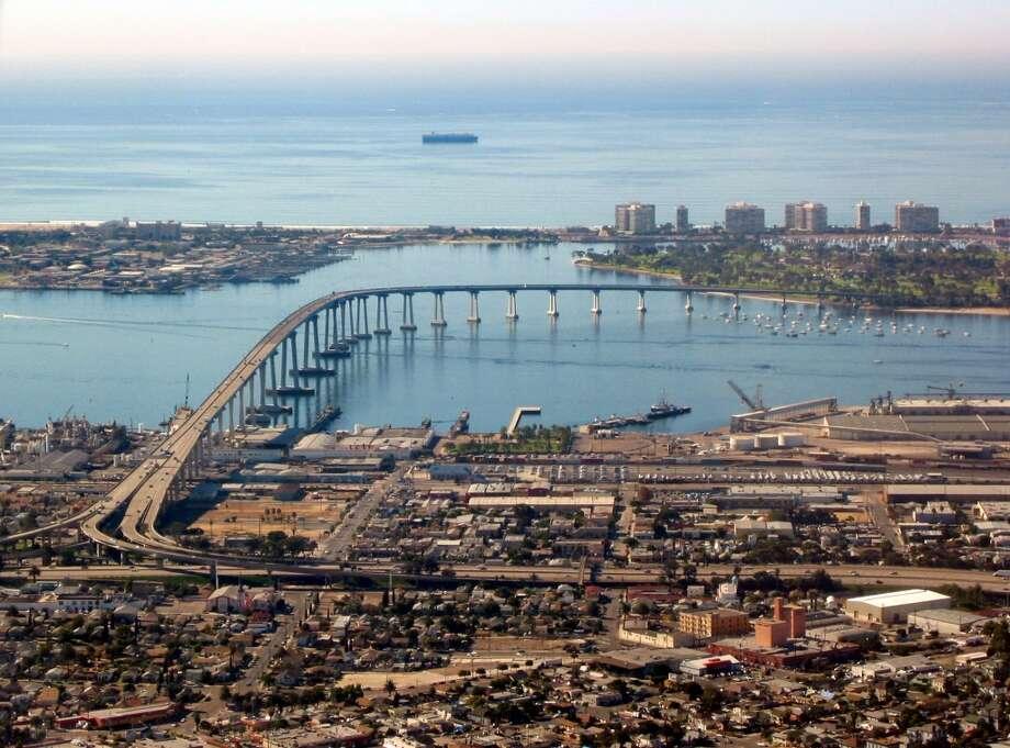 7. San Diego, CA