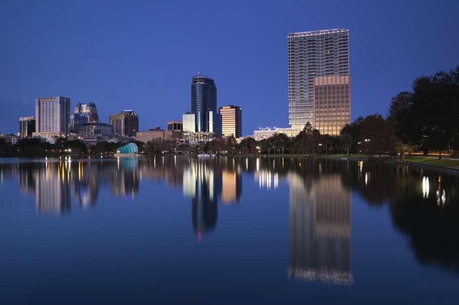 6. Orlando, FL
