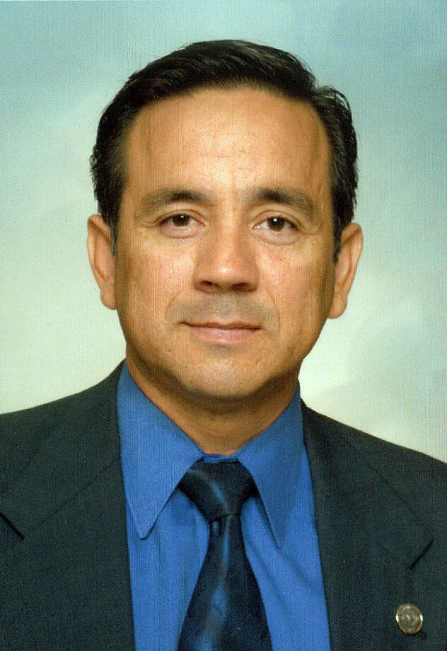 Sen. Carlos Uresti, D-San Antonio, represents Texas Senate District 19.  Photo: Courtesy