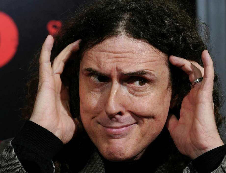 HOLLYWOOD - OCTOBER 11:  Actor Weird Al Yankovic arrives at a special screening of Summit Entertainment's 'RED' at Grauman's Chinese Theatre on October 11, 2010 in Hollywood, California.  (Photo by Frazer Harrison/Getty Images) Photo: Frazer Harrison, Staff / Getty Images North America